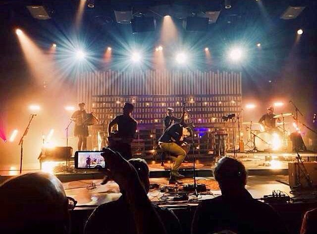 Rend-Collective---The-Art-of-Celebration-2014-live-performance-on-stage