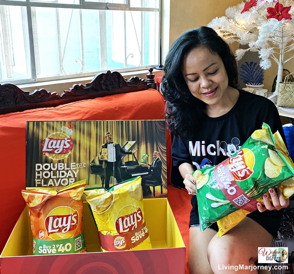 Lay's Double Holiday Flavor