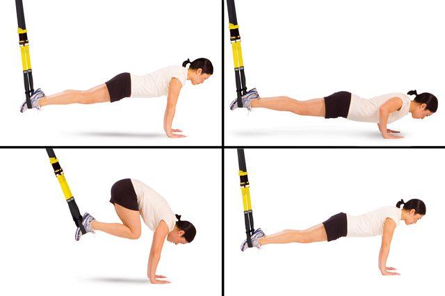 Tips Sebelum Anda Mencoba Latihan TRX