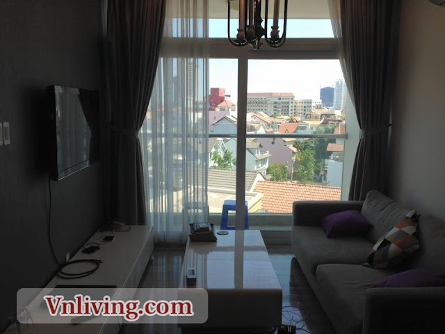 1 Bedrooms apartment for rent in Thao Dien Ward District 2