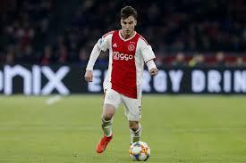 Ajax fullback Nicolas Tagliafico open to Barcelona move