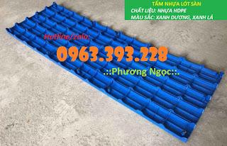 Tấm nhựa lót sàn, pallet nhựa lót sàn, pallet kê hàng Pallet-nhua-lot-san-anh-8-768x576