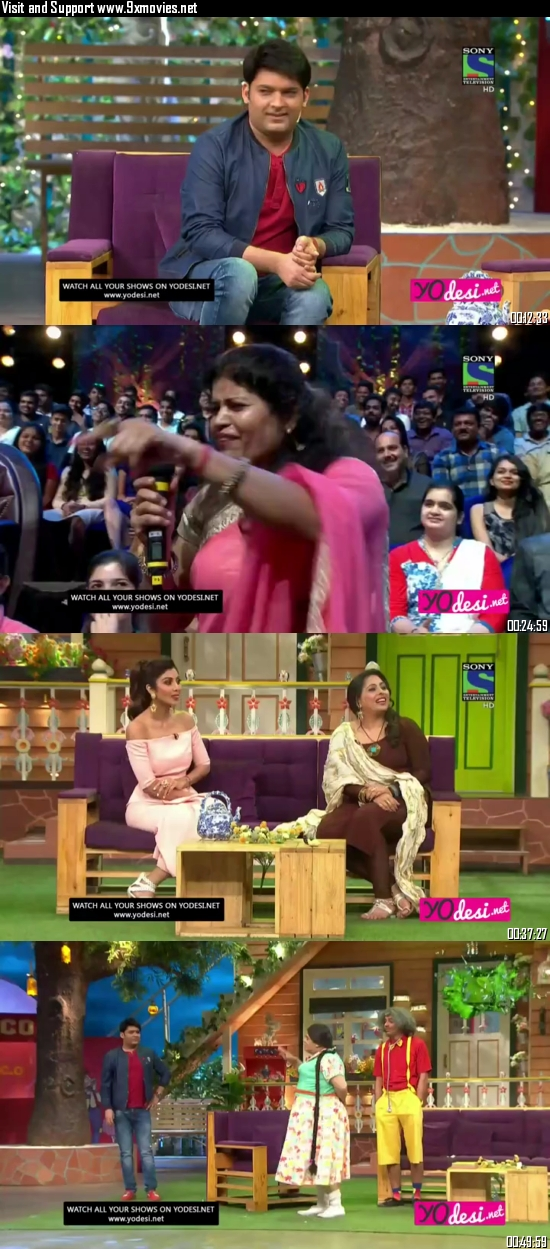 The Kapil Sharma Show 03 Sept 2016 HDTV 480p