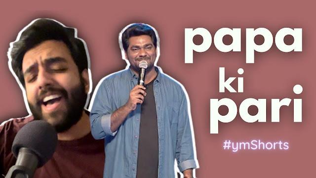 Papa Ki Pari Lyrics - Yashraj Mukhate