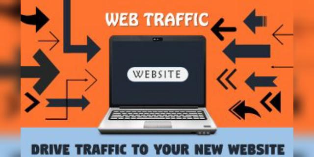 Traffic to blog