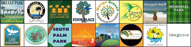 Neighborhood Association Logos