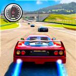 لعبة سباقات سيارات سريعة