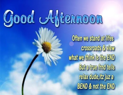 special-good-afternoon-messages