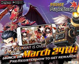 MapleStory Gets More Pocketable For Your On-the-Go Adventures