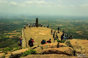 Shivagange, cliff deck