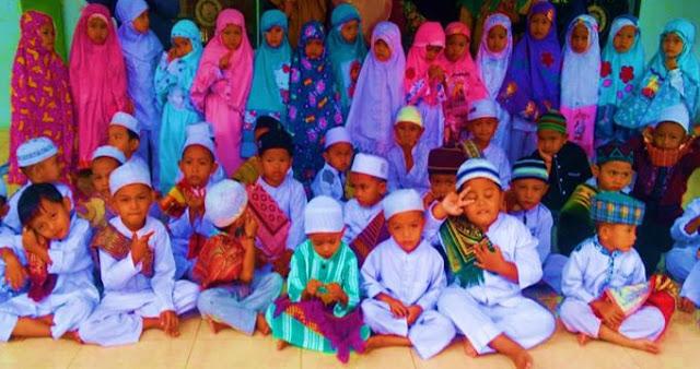 Revitalisasi Pendidikan Keluarga Mewujudkan  Generasi Thayyibah