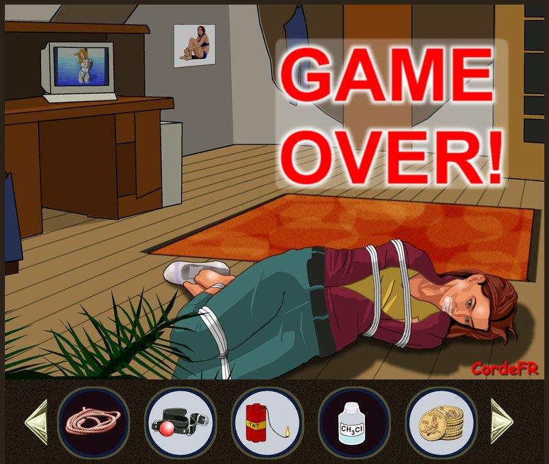 bondage video game