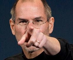 Foto de Steve Jobs señalando con el dedo