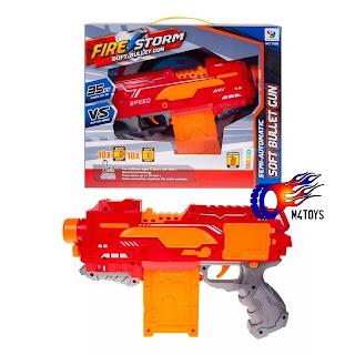 FIRE STORM 7056A SOFT BULLET GUN
