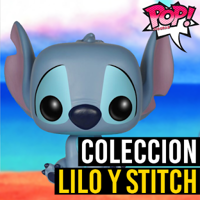 Lista de figuras funko pop de Funko POP Lilo y Stitch