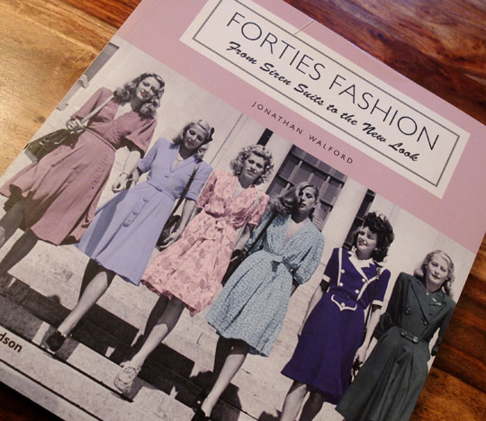 8cfcd8b4bc9 Crinoline Robot  1940s Fashion  From Siren Suits to the New Look  book