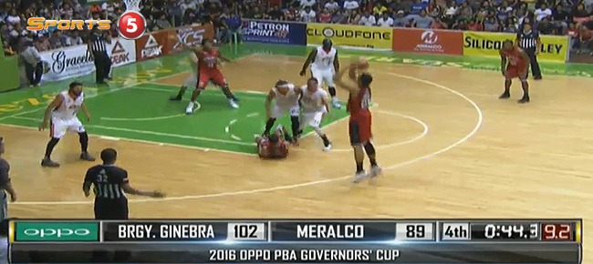HIGHLIGHTS: Ginebra vs. Meralco (VIDEO) July 30