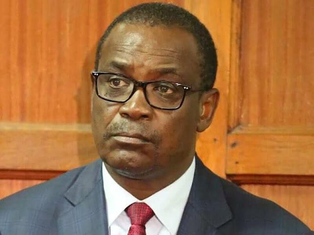 Former Nairobi County Governor Evans Kidero photo