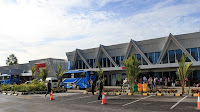 Cegah Virus Corona, Bandara Silangit Sediakan Alat Heat Scanner Ekstra Siaga