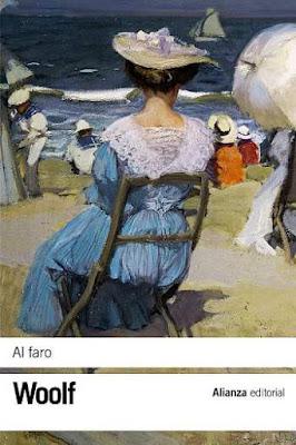 Reseña: Al faro- Virginia Woolf