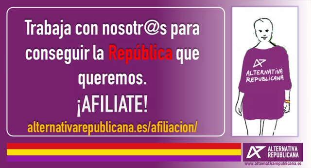 Por qué soy de Alternativa Republicana