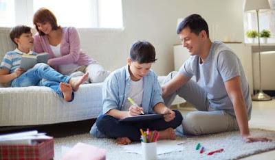 حلول لتحسين العلاقة مع ابنك المراهق