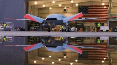 MQ-25A Stingray Prototype