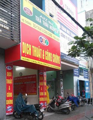 Trung tâm dịch thuật công chứng Nghệ An nhanh chóng chuẩn xác chuyên nghiệp