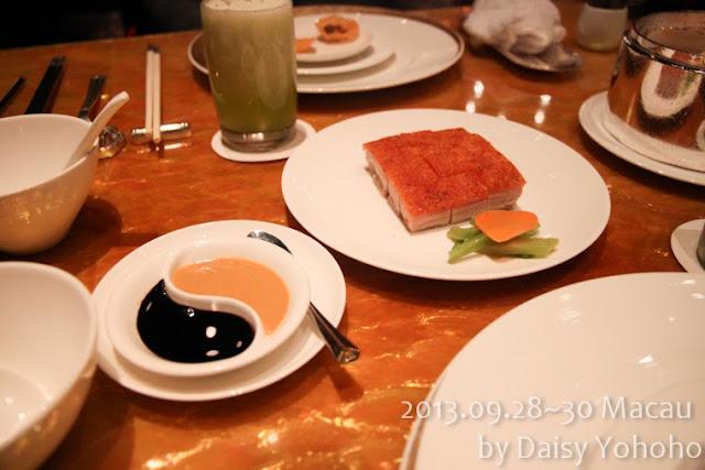 澳門美食, 八餐廳, 8餐廳, 新葡京酒店, 澳門自助旅行, 澳門, 澳門自由行, 米其林餐廳