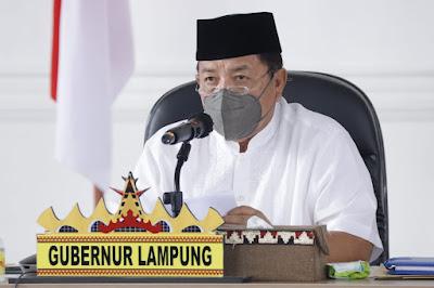Pemerintah Provinsi Lampung Gelar Do'a Bersama Lintas Agama
