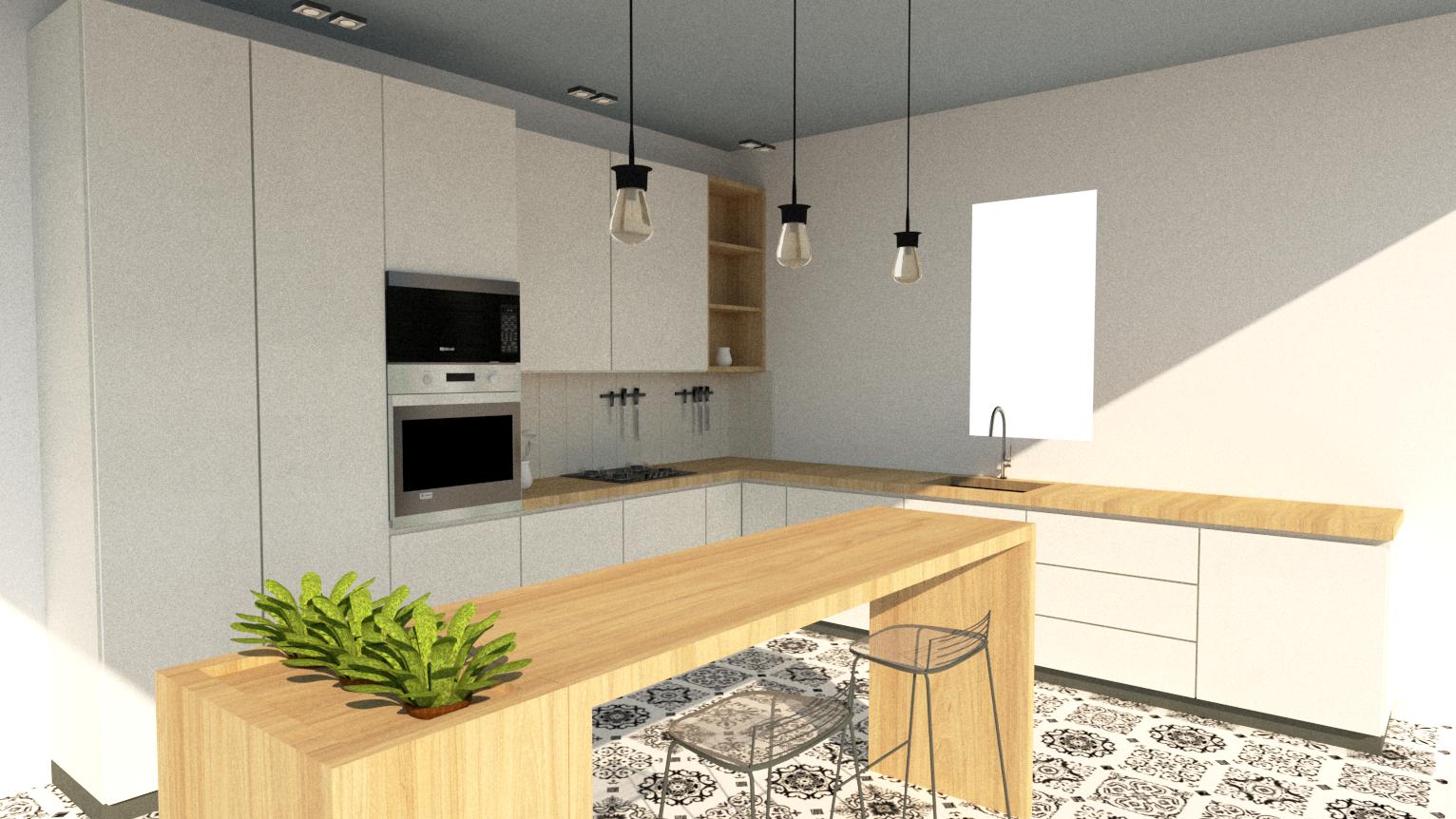 Jasa Interior Jogja Profesional Design 3d