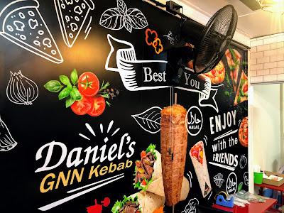Deniel's GNN Kebab