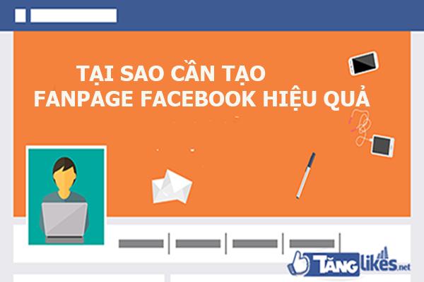 mua fan page facebook