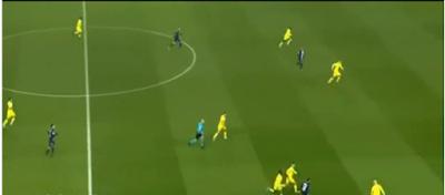 اهداف مباراة باريس سان جيرمان ونانت