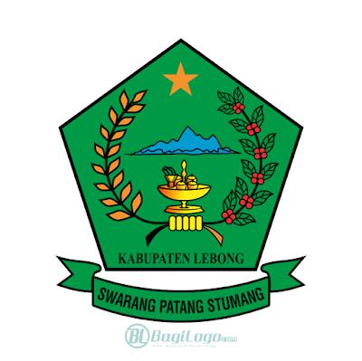 Kabupaten Lebong Logo Vector