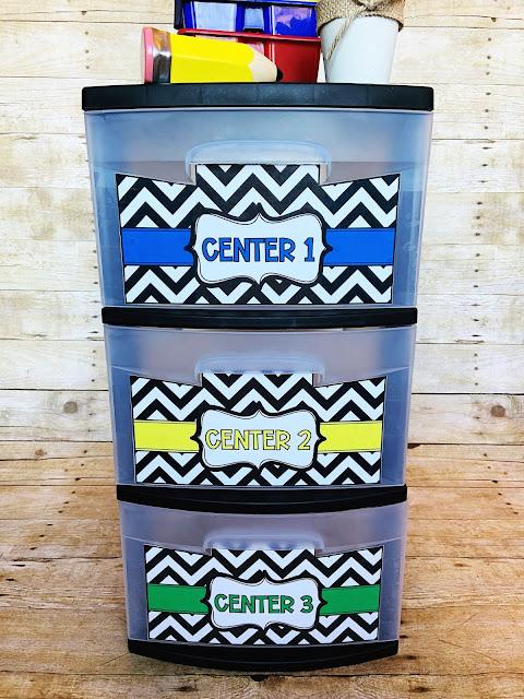 Center Tubs