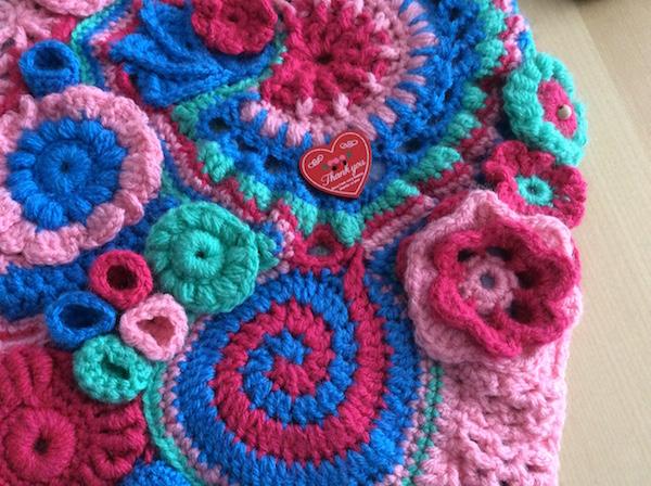 Heyleuk Freeform Crochet Deel 2