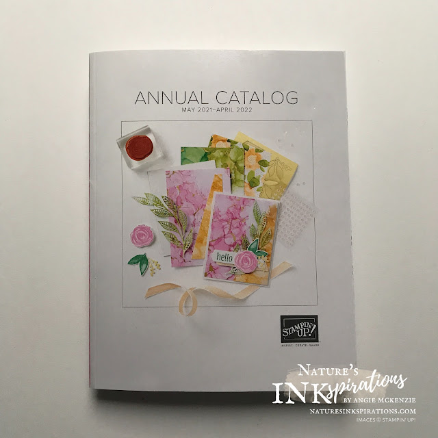 Cover of the 2021-2022 Annual Catalog