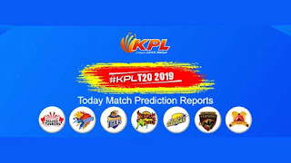 KPL 2019 Mysuru Warriors vs Bengaluru Blasters 1st Match Prediction Today
