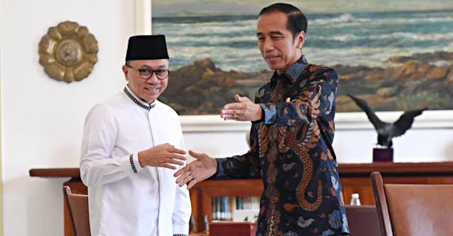 Hanura Sindir PAN Gabung Jokowi: Apakah Tega Gadaikan Konstitusi demi Jabatan Menteri?