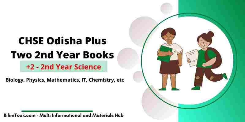CHSE Odisha Plus Two Math Book PDF - Plus Two 2nd Year Science 2021