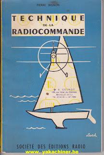 Technique de la radio commande, par Pierre Bignon, 1968