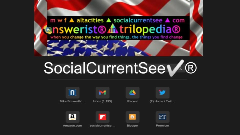 SEARCH ▶ CAnswers® ✅ SocialCurrentSee®