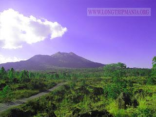 Inilah 2 Tempat Wisata Gunung Di Kintamani Bali