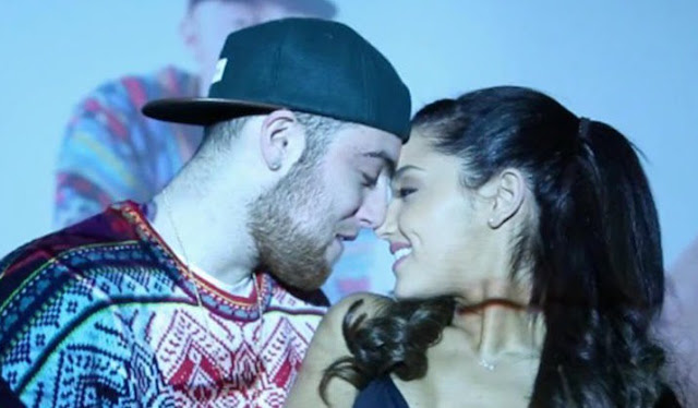 Video: Ariana Grande y Mac Miller - My Favorite Part