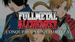 Download Fullmetal Alchemist The Conqueror of Shamballa (2005) 720p | 1080p Dual Audio
