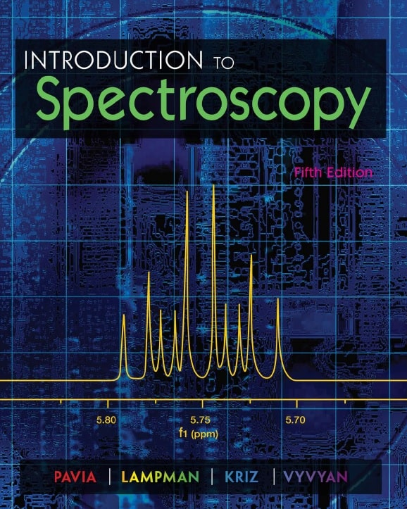 Introduction to Spectroscopy, 5th Edition