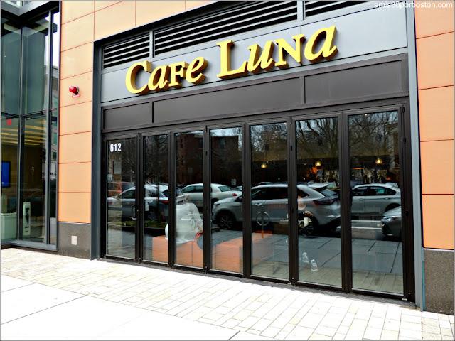 Cafe Luna en Cambridge