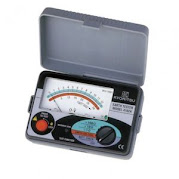 Jual Digital Grounding Earth Tester KYORITSU 4105AH Call -08128222998