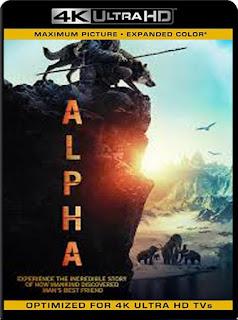 Alpha (2018) 4K 2160p UHD [HDR] Latino [GoogleDrive]